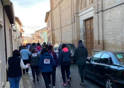 Carrera Popular en Mayorga